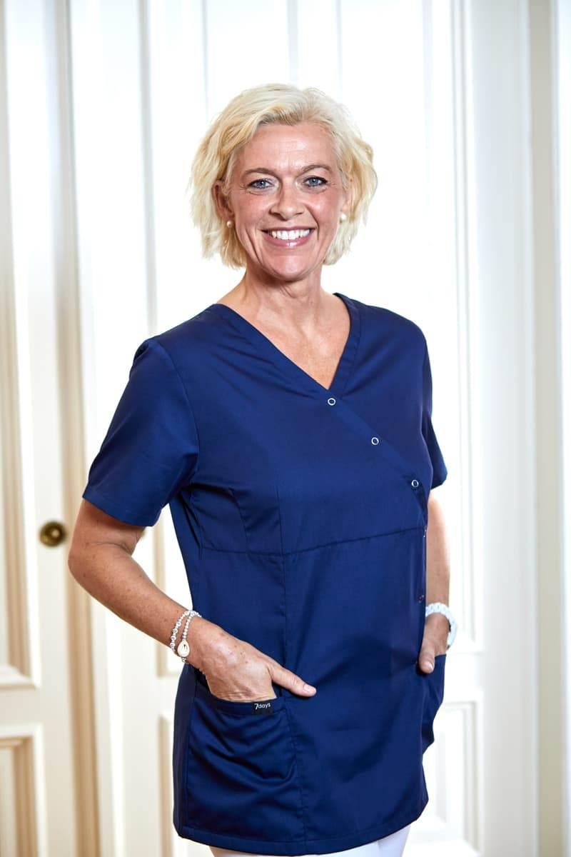 Susanne Groß: Team Praxisklinik Brahmsallee