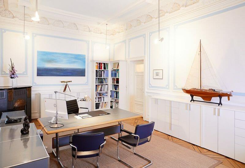 Arztzimmer Dr. Welling - Praxisklinik Brahmsallee in Hamburg
